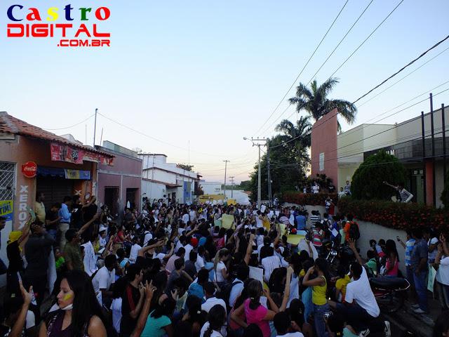 Fotos da 1º manifestação Vem Pra Rua Bacabal realizada com sucesso e sem violência