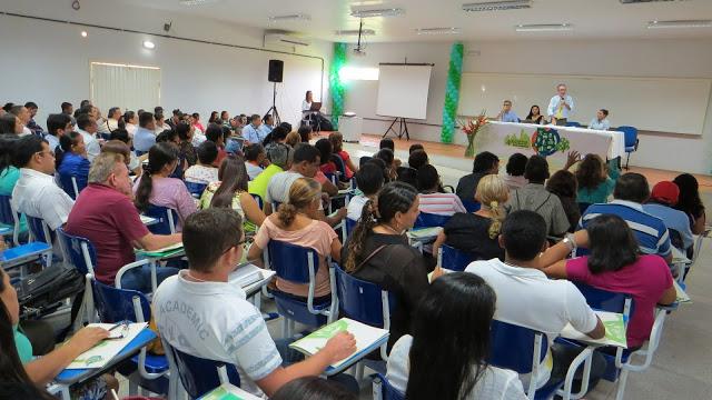4º Conferência Regional do Meio Ambiente em Bacabal reune centenas de participantes
