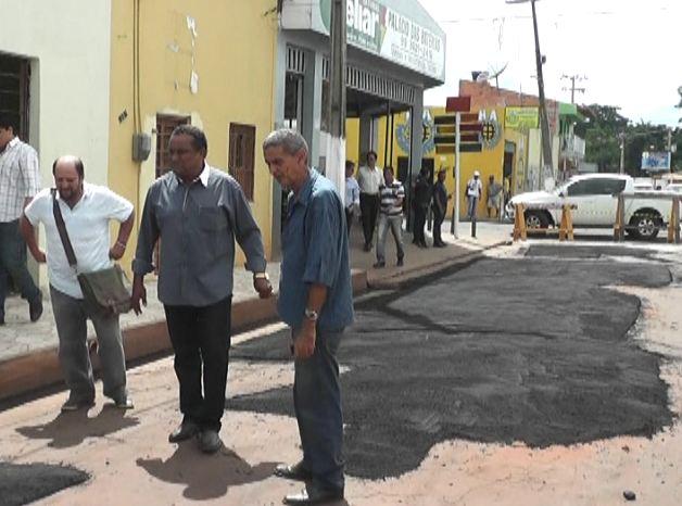 Prefeitura de Bacabal começa operação tapa-crateras das ruas da cidade