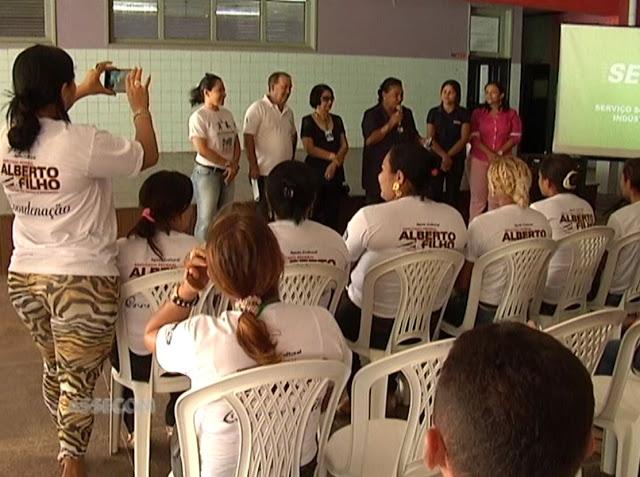 Prefeitura de Bacabal realiza curso do programa Cozinha Brasil em parceria com o SESI