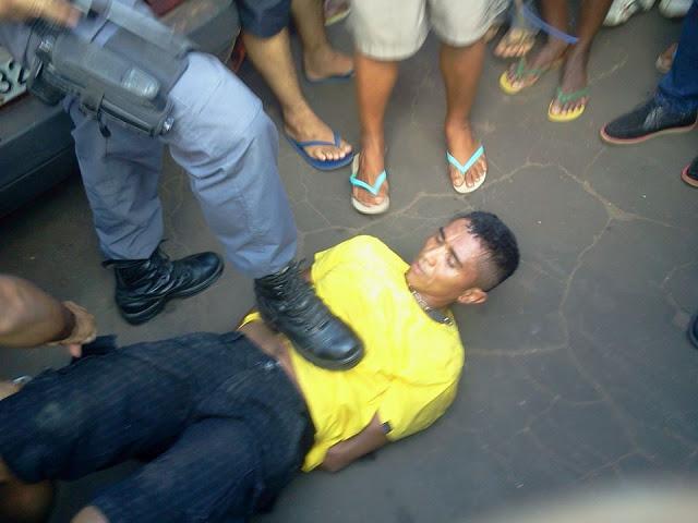 Tentativa de assalto ao Banco do Brasil de Bacabal e carro forte foi alarme falso