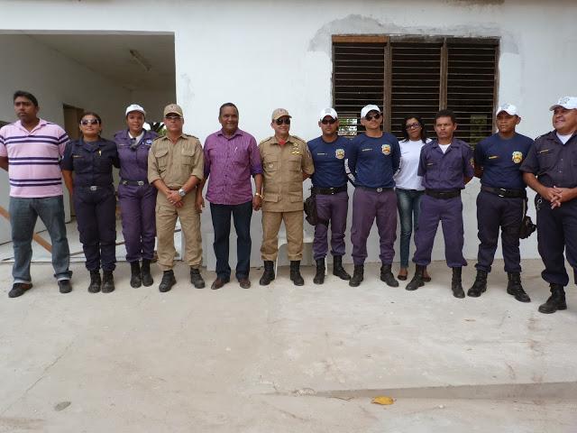 Corpo de Bombeiros será instalado em Bacabal até 15 de novembro de 2013, afirma comandante da corporação, quem acredita?