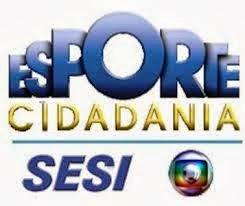 Convite do SESI de Bacabal para o Esporte Cidadania 2013