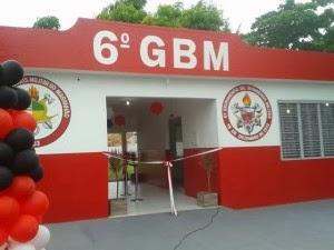 Finalmente o Corpo de Bombeiros é instalado em Bacabal – MA
