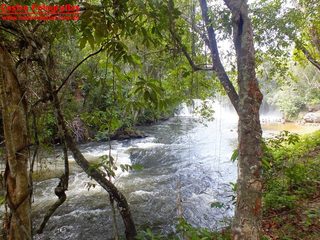 Fotos e vídeo da Cachoeira dos Índios em Barra do Corda – MA durante passeio dos jovens da IASD do bairro Setúbal de Bacabal – MA