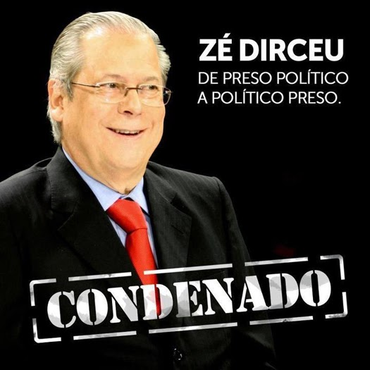 José Dirceu e a população à espera de um milagre no mundo político – Por Cristiane Lopes*