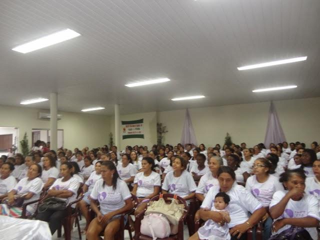 STTR de Bacabal comemora Dia Internacional da Mulher 2014