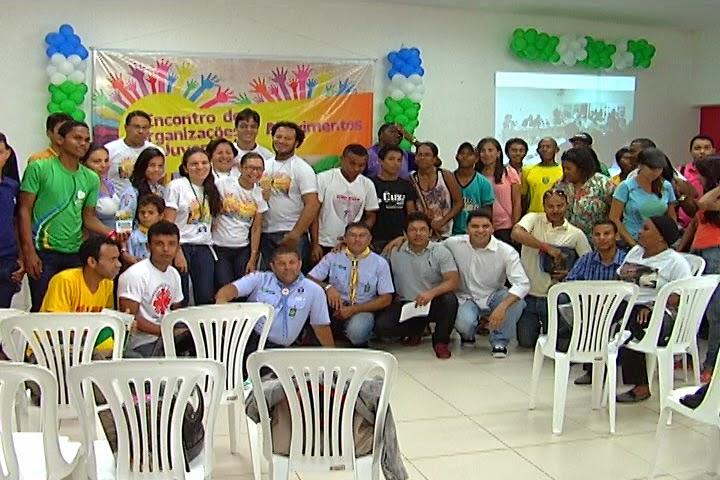 Realizado em Bacabal o 1º Encontro de Organizações e Movimentos de Juventude