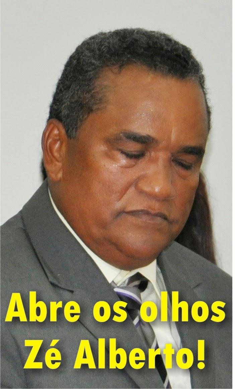 Zé Alberto, cadê o concurso 2014 da Prefeitura de Bacabal – MA?