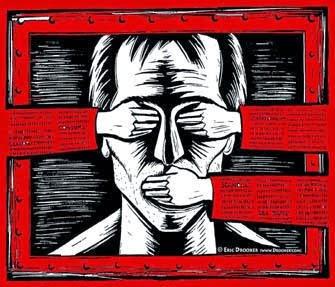 """Políticos fazem a festa """"made in censura"""" para comemorar os 50 anos do Regime Militar – Por Cristiane Lopes*"""