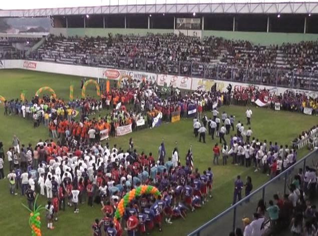 Convite para os Jogos Escolares Bacabalenses 2014 – JEBs