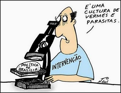 É tempo de eliminar os parasitas de Bacabal e todo Brasil nas Eleições 2014 – Por Wherlyshe Morais*