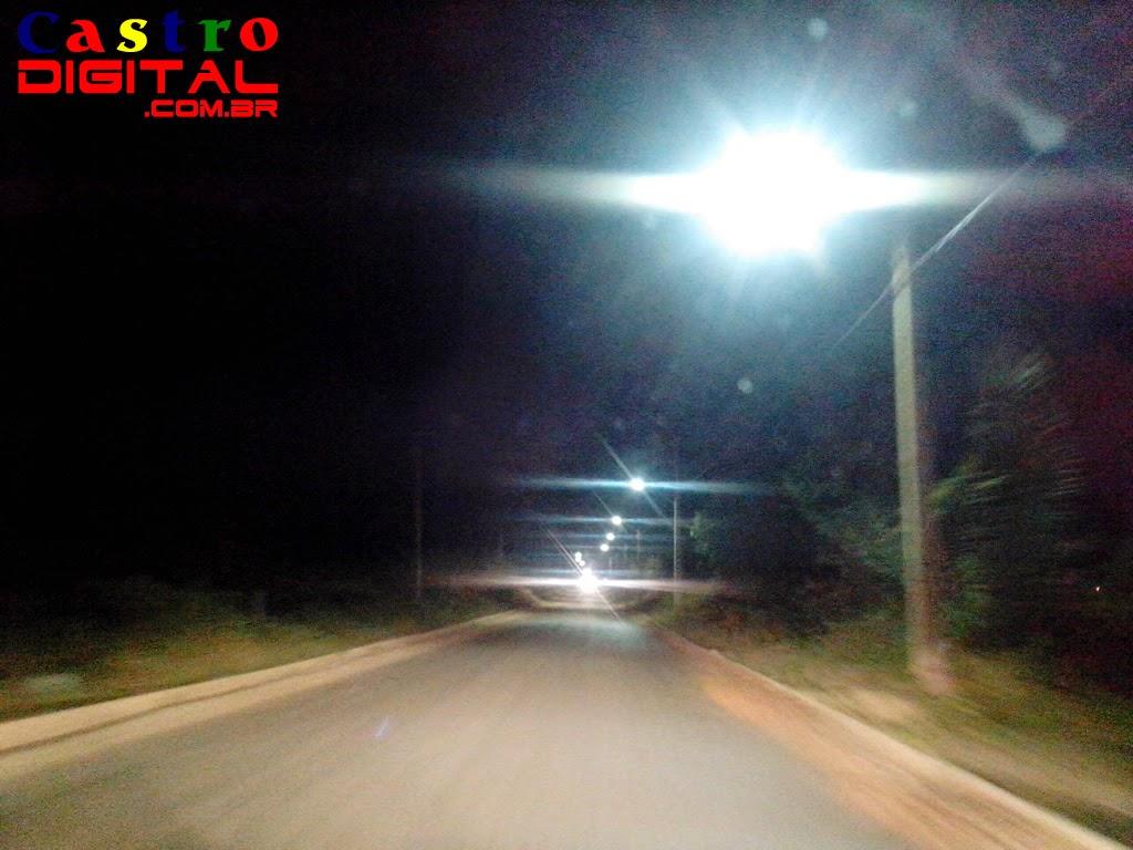 Prefeitura de Bacabal finalmente ilumina estrada do Residencial Terra do Sol