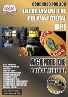 Edital do concurso 2014 da Polícia Federal para nível superior em qualquer área