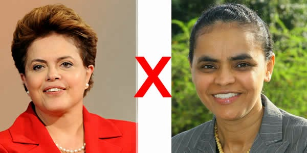 Dilma e Marina: distintas na essência política e representantes das características do povo brasileiro – Por Cristiane Lopes*