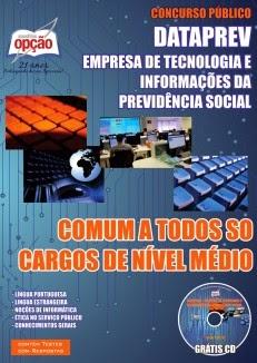 Edital do concurso 2014 da Dataprev com mais de 4 mil vagas em todo Brasil