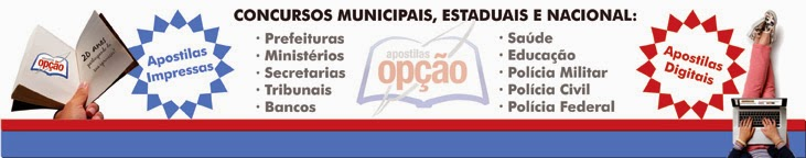 Edital do concurso 2014 da Prefeitura de Mirinzal – MA