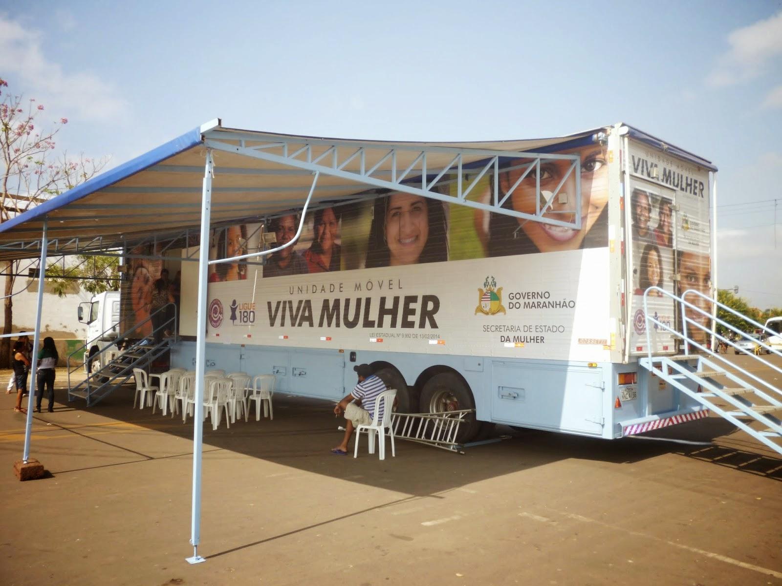 Viva Mulher vem a Bacabal em outubro de 2014