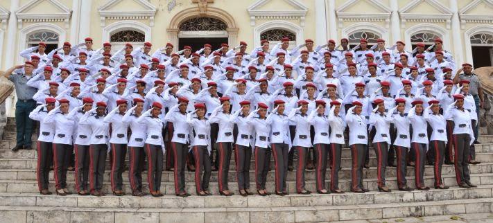 Edital do seletivo 2015 do Colégio Militar Tiradentes em São Luis, Bacabal e Imperatriz