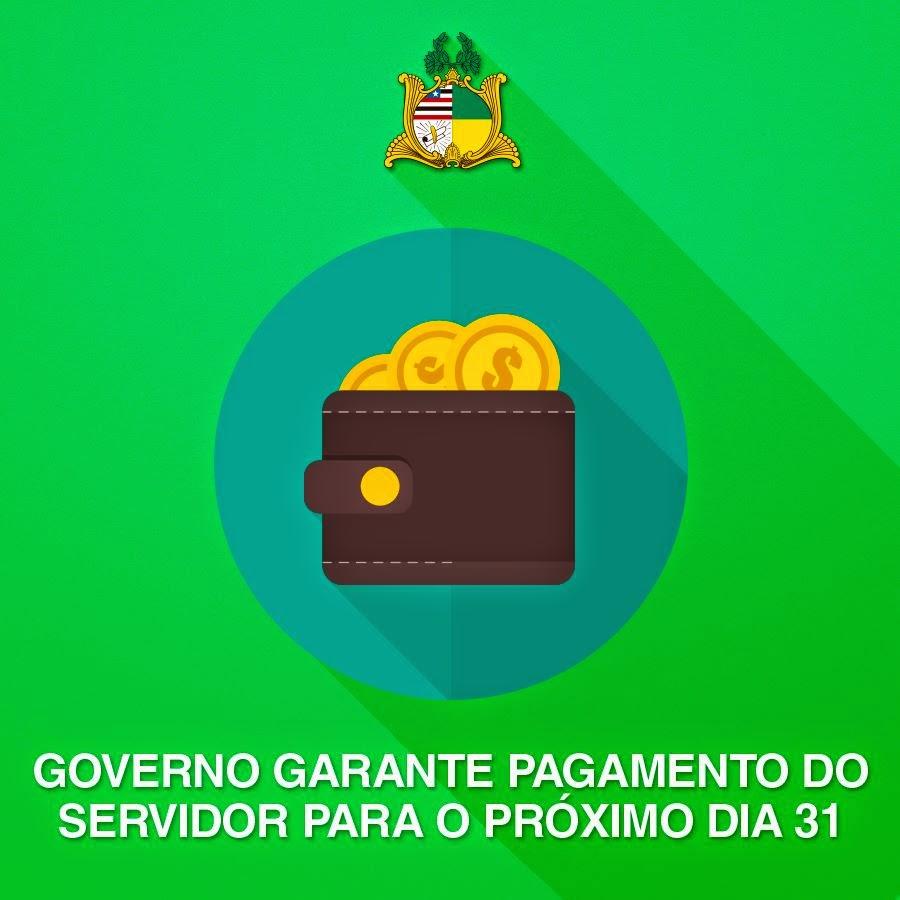 Flávio Dino paga servidores do Maranhão dia 31 de janeiro