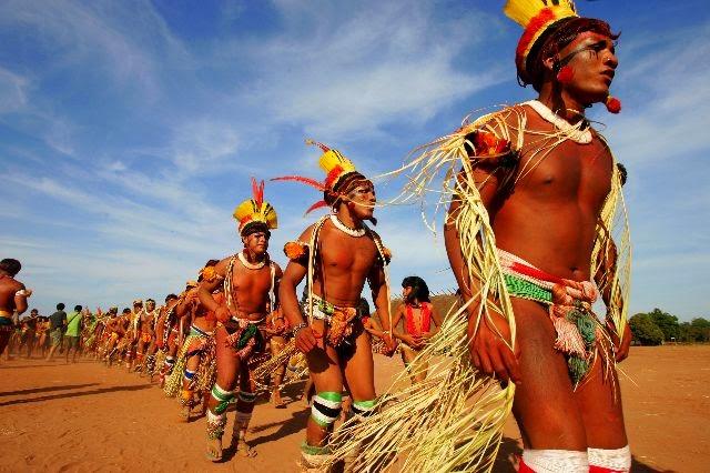 Somos todos índios: está na nossa história, no sangue, na vida – Por Cristiane Lopes*