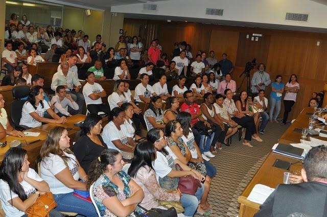 Como foi a 1º audiência pública de professores excedentes do Maranhão – concurso 2009