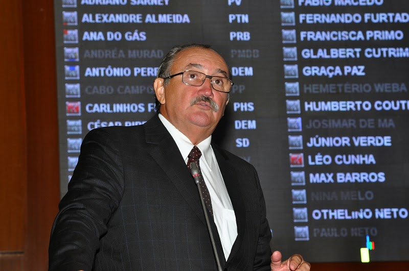 Deputado César Pires é CONTRA concurso para professor no Maranhão