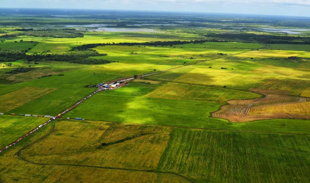Projeto de irrigação Salangô, em São Mateus do MA, é reativado pelo governador Flávio Dino