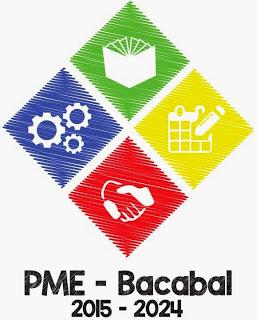 Convite para conferência de elaboração do PME 2015-2024 de Bacabal – MA
