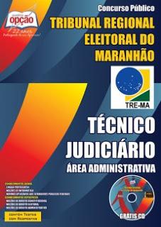 Edital do concurso 2015 do TRE-MA – Tribunal Regional Eleitoral do Maranhão