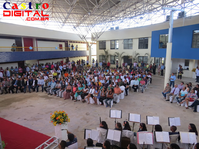 Inauguração dos prédios da UEMA em Bacabal com a presença de Flávio Dino, governador do Maranhão