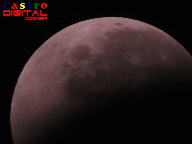 Eclipse da Superlua de Sangue