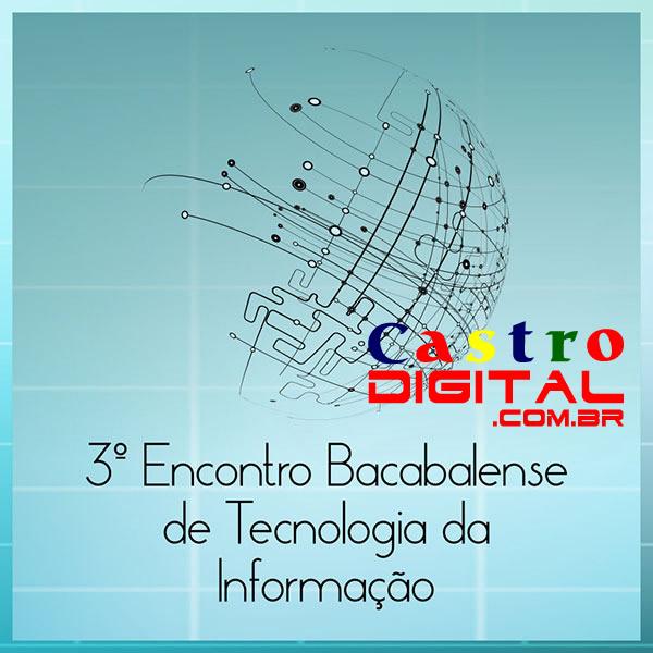 Convite para o 3º Encontro Bacabalense de Tecnologia da Informação – ENBATI 2015
