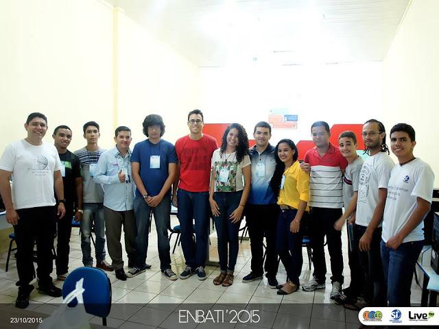 3º Encontro Bacabalense de Tecnologia da Informação - ENBATI 2015