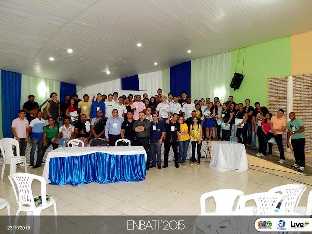 Fotos do 3º Encontro Bacabalense de Tecnologia da Informação (ENBATI 2015) realizado com muito sucesso