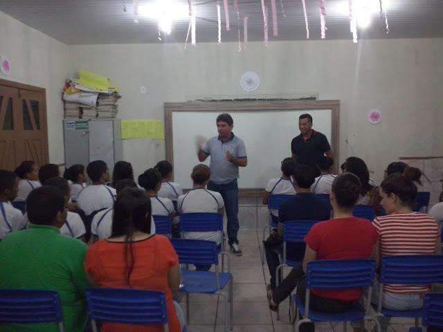Professores organizam aulão de revisão em Bacabal para vestibulandos do PAES 2016