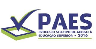 Concorrência do vestibular da UEMA – PAES 2016 – número de candidatos por vaga