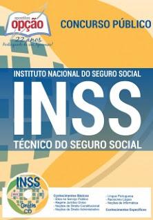 Edital do concurso 2015 do INSS com vagas para nível médio e superior em todo Brasil