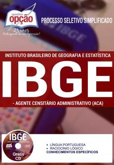 Seletivo 2016 do IBGE com 1.409 vagas para nível médio e superior em todo Brasil