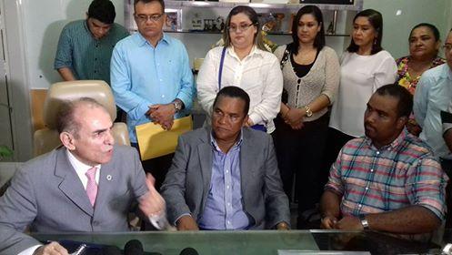 Ministro da saúde veio a Bacabal visitar rodoviárias, ops, hospitais Socorrão e Materno Infantil e obras em andamento