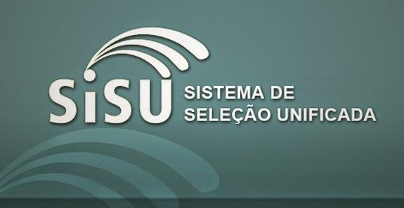 Inscrições para o SiSU 2016.1, faça a sua de 11 a 14 de janeiro