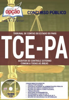 Apostila para concurso do TCE-PA - Auditor de Controle Externo