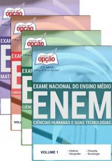 Apostila para vestibular em geral e ENEM 2016 – Exame Nacional do Ensino Médio