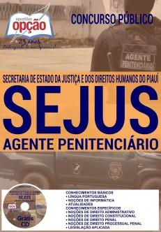 Edital do concurso 2016 para Agente Penitenciário do Piauí com salário de quase R$ 6 mil