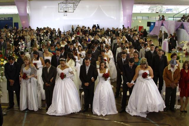 Inscrições para casamento comunitário 2016 em Bacabal – MA
