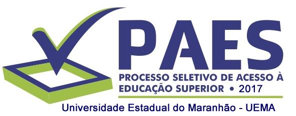 Concorrência do vestibular da UEMA – PAES 2017 – número de candidatos por vaga