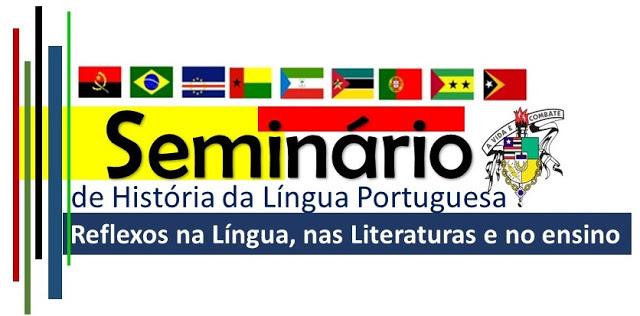 Convite para Seminário de História da Língua Portuguesa na UFMA de Bacabal