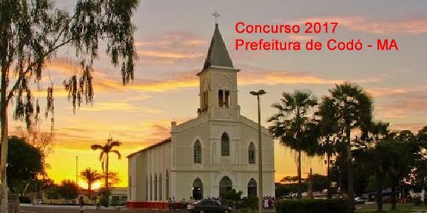 Prefeitura de Codó – MA deve realizar concurso ainda em 2017, segundo acordo assinado com Ministério Público