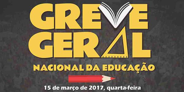 Greve Nacional da Educação acontece nesta quarta, 15 de março de 2017; Professores do Maranhão cobram o cumprimento da Lei do Piso por Flávio Dino