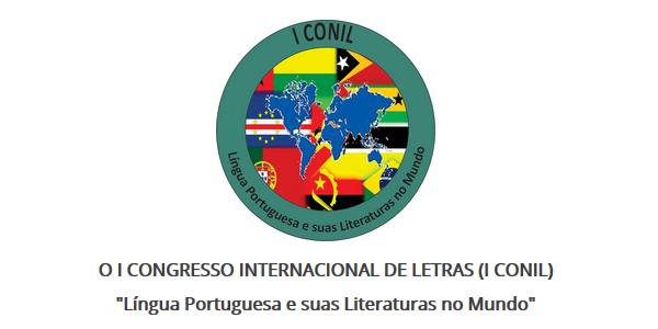 Convite para o I Congresso Internacional de Letras na UFMA de Bacabal – MA